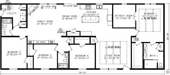 Blackthorne Floor Plan