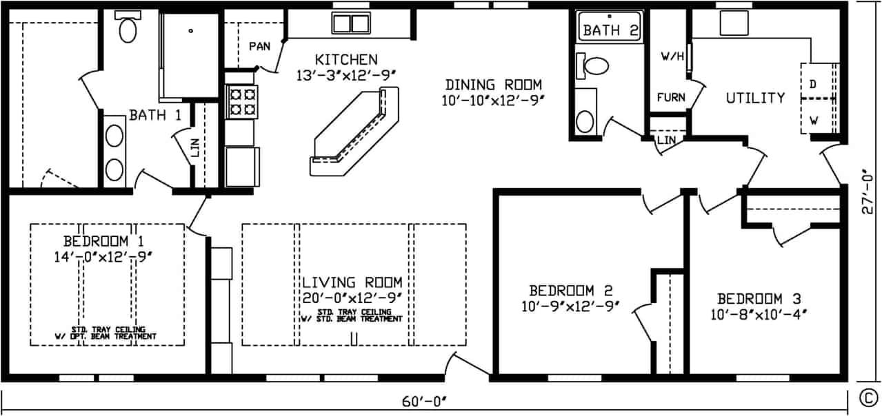 Cherryhill Floor Plan