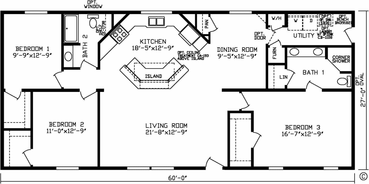 Newcastle Floor Plan