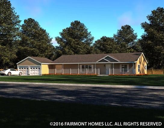 South Hampton $188,800 3 Beds | 2 Baths | 1963 Sq. Ft