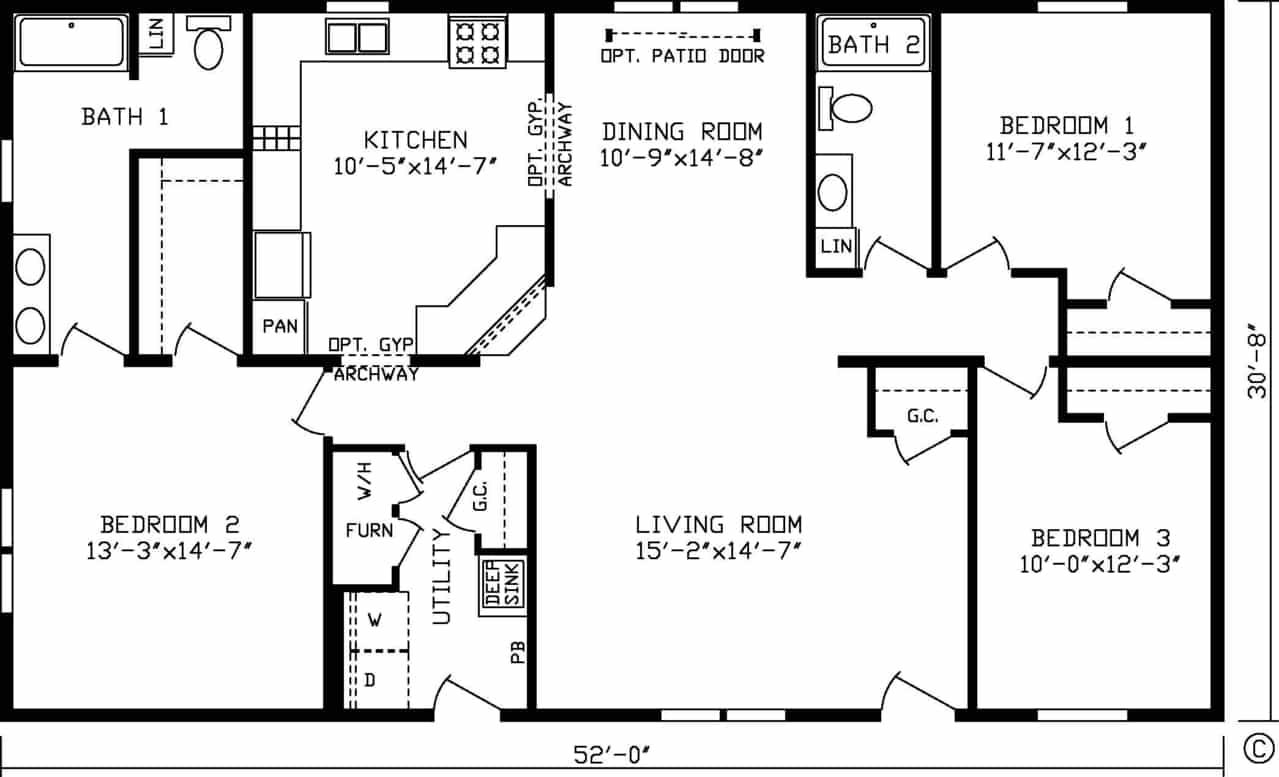 Miramar Floor Plan