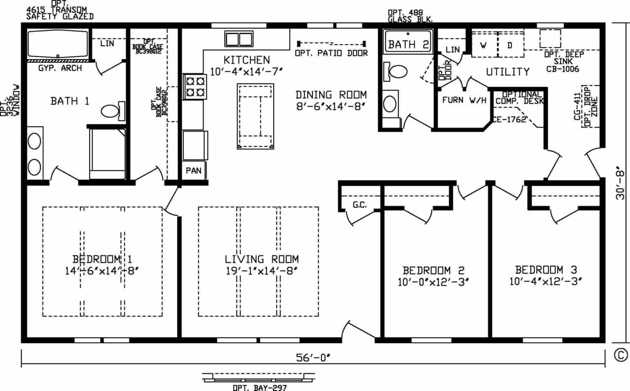 Grantham Floor Plan