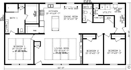 Cypress Point Floor Plan