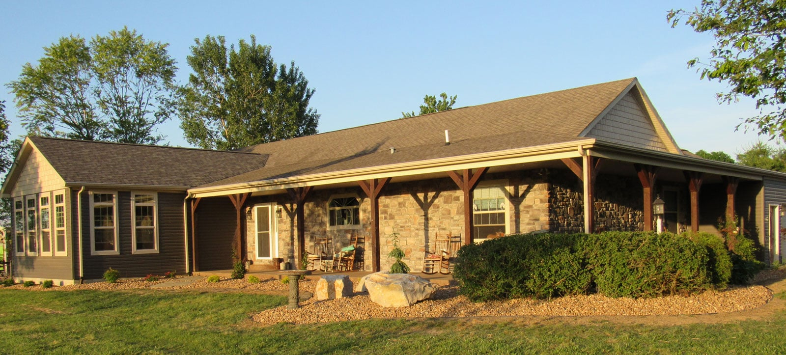century home builders